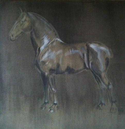 Percheron-art