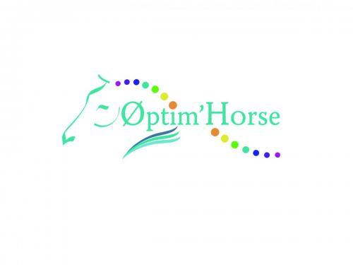 LOGO OPTIM HORSE